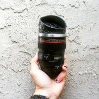 Profesjonalny obiektyw fotograficzny